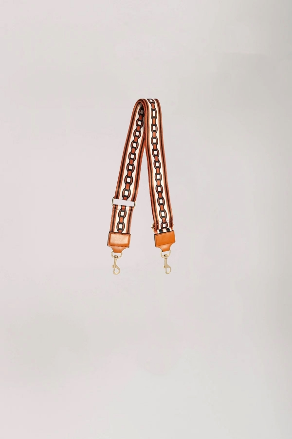 2BAG STRAP CHAIN ORANGE