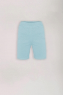 2JERSEY CYCLE SHORT BLUE