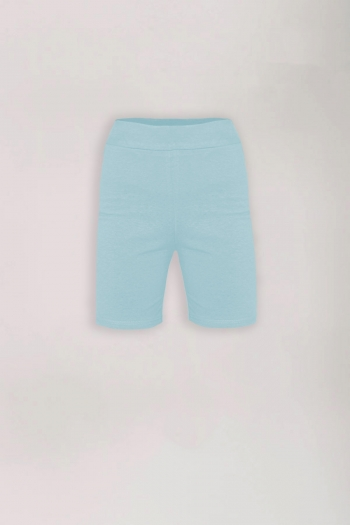 JERSEY CYCLE SHORT BLUE