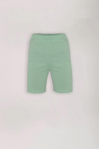 JERSEY CYCLE SHORT GREEN