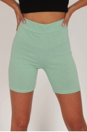 2JERSEY CYCLE SHORT GREEN
