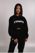 2FEMMON COLLEGE CREWNECK SWEATER