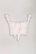 2NA-KD FLOUNCE DETAIL CUP TOP