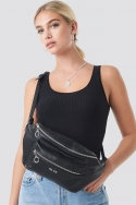 2NA-KD BIG ZIPPER FANNY PACK