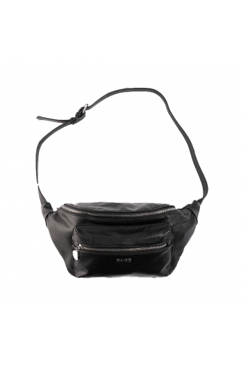 NA-KD BIG ZIPPER FANNY PACK