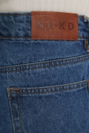 2NA-KD SHORT DENIM SHORTS MID BLUE