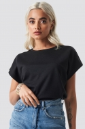 2NA-KD BASIC SLIP TOP BLACK